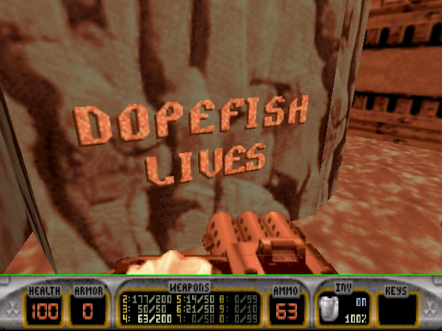 Referenzen in Duke Nukem 3D - Blood-is-Red Wiki