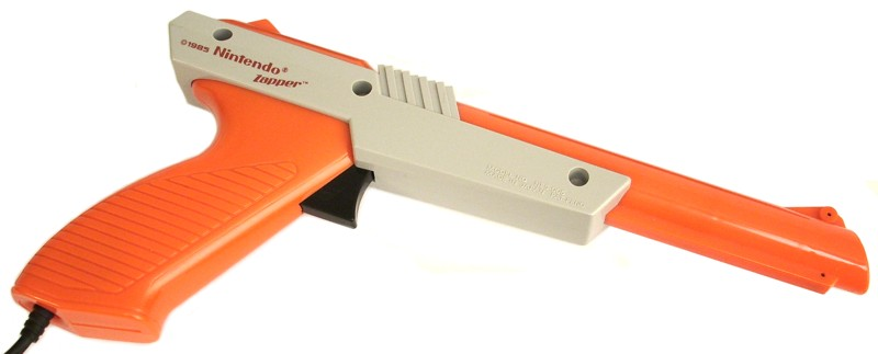 Nintendo Entertainment System Zapper
