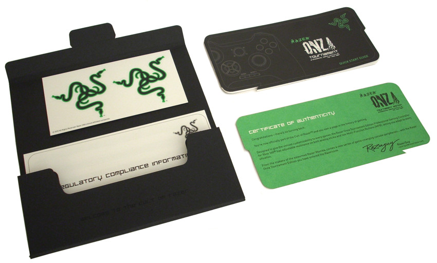 Razer Onza Tournament Edition