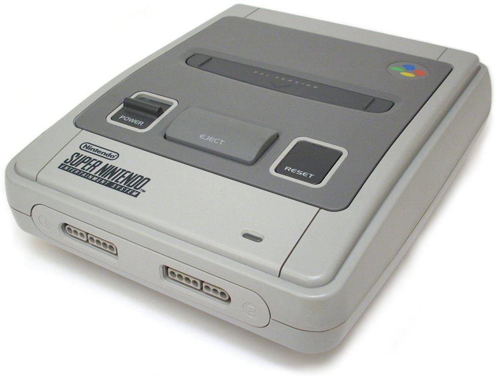 Super Nintendo Entertainment System/Super Famicom