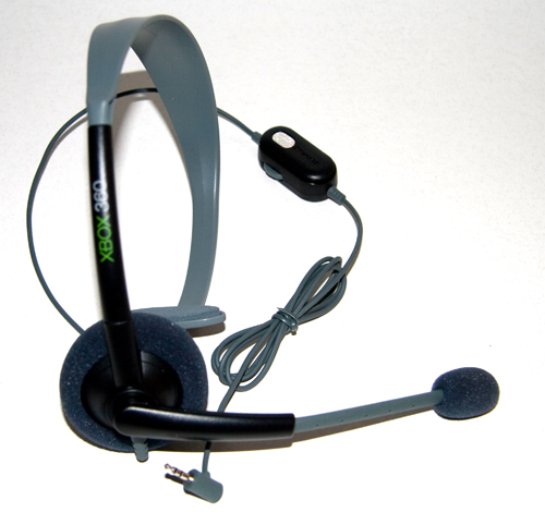 Xbox 360 Modern Warfare 2 Bundle Headset